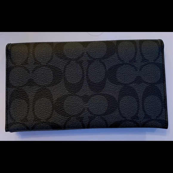NEW-Coach Large Universal Phone Wallet
